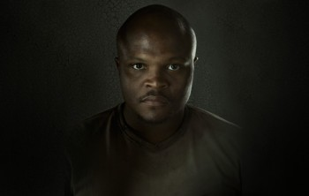 T Dog the walking Dead IronE SIngleton