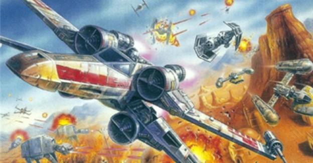X-Wing Rogue One Star Wars Rogue Squadron