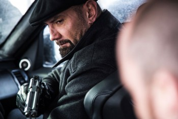 """Guardians of the Galaxy"" star Dave Bautista in ""Spectre"""