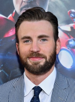 "Chris Evans attending  the world premiere of Marvel's ""Avengers: Age Of Ultron"" at the Dolby Theatre on April 13, 2015 in Hollywood, California."