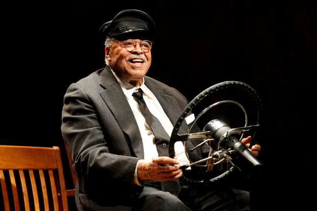 James Earl JOnes in Driving Miss Daisy broadway play