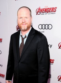 "Joss Whedon at the world premiere of Marvel's ""Avengers: Age Of Ultron"" at the Dolby Theatre on April 13, 2015 in Hollywood, California."