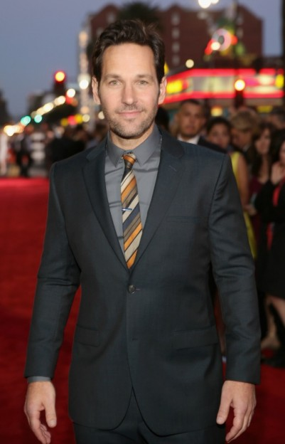 Paul Rudd at Avengers AOU premiere