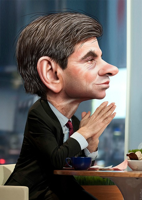 George Stephanopoulos apologizes for not disclosing ...