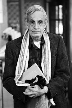 John Forbes Nash Jr  photo/ Peter Badge