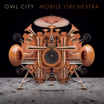 Owl City Mobile Orchestra album cover