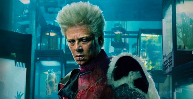 Benicio del toro guardians-of-the-galaxy-the-collector