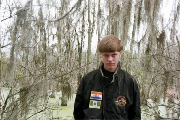 Dylann Storm Roof facebook photo