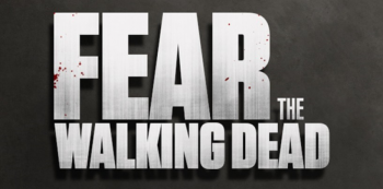 Fear the Walking Dead title card