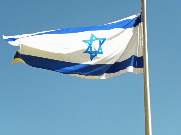 Israeli flag photo/ Heather Truett via pixabay