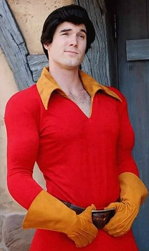 Devon Staples as Gaston