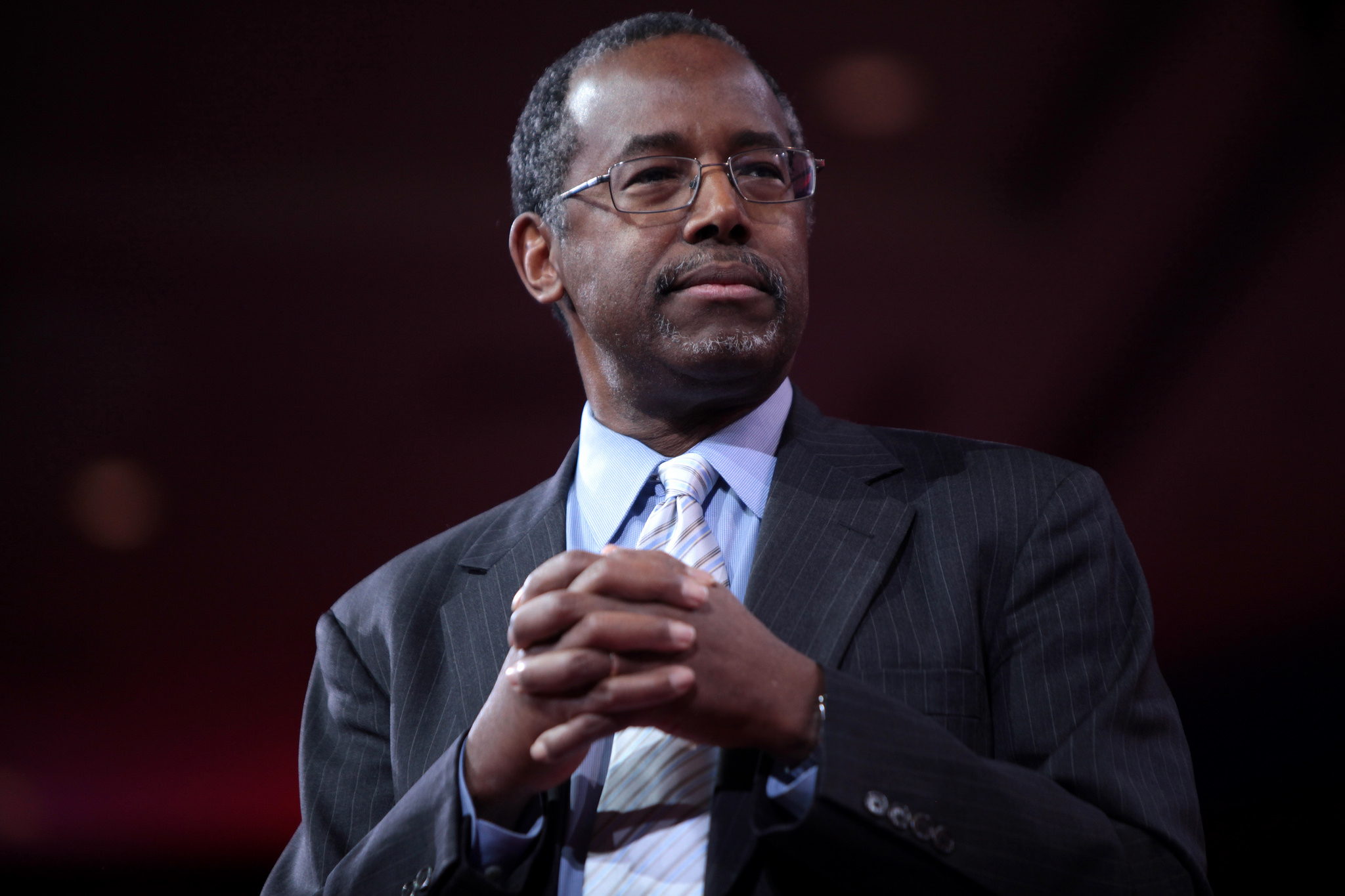Dr Ben Carson Vows Roe V Wade Battle Like Lincoln Did With Dred