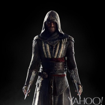 "First look: Michael Fassbender in ""Assassin's Creed"""