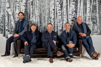MercyMe Christmas album cover