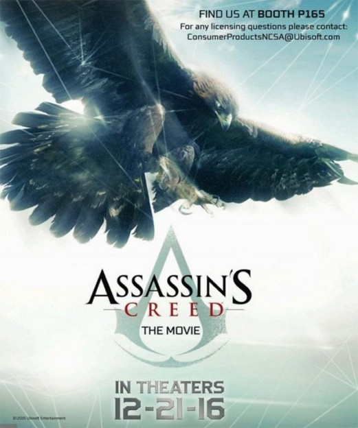 assassins_creed movie poster