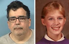 Michael Jones was arrested for the 1985 murder of Kristina Wesselman