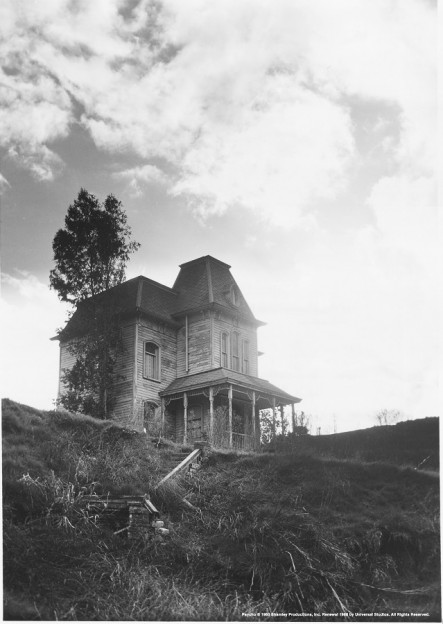 Psycho house Norman Bates photo