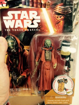 star wars force awakens-sarco plank-figure