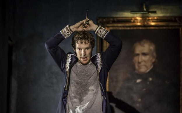 "Catch ""Sherlock"" star Benedict Cumberbatch in ""Hamlet"" as part of the NT Live encore series"