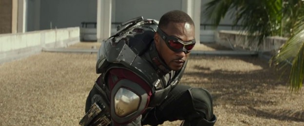 Captain America Civil War Anthony Mackie as Falcon