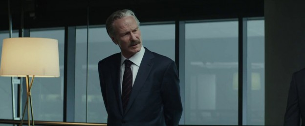 Captain America Civil War William Hurt as General Ross