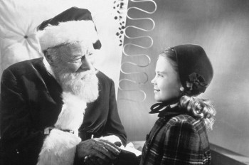 Miracle on the 34th street photo santa