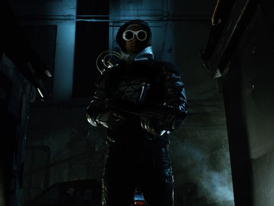 Nathan Darrow as Victor Fries Mr Freeze Gotham season 2