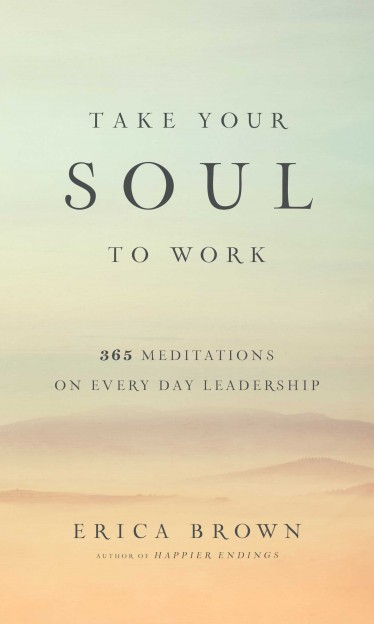 Take your soul to work book cover