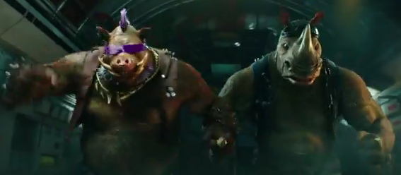 teenage-mutant-ninja-turtles-2-bebop and rock steady attack
