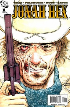 "DC's Jonah Hex will be a ""Legend of Tomorrow"""