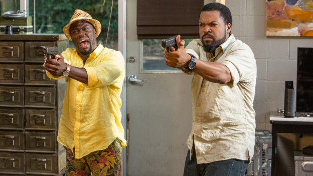 "Kevin Hart and Ice Cube are back together in ""Ride Along 2"""