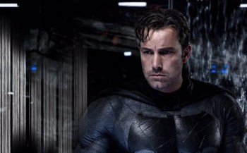 Ben Affleck in Batman v Superman Dawn of Justice