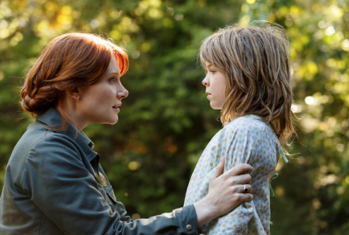 Bryce Dallas Howard in Pete's Dragon reboot photo