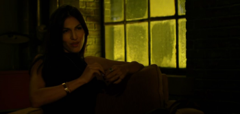 Elodie Yung as Elektra in Daredevil season 2