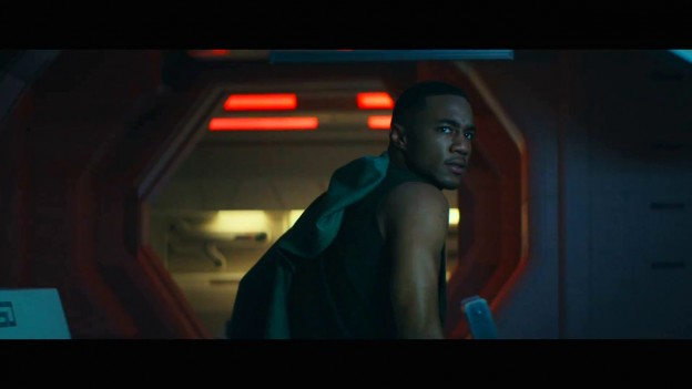 Jessie Usher Independence Day Resurgence photo