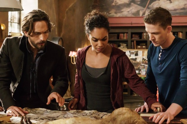 "Two out of these three will be back for season 4 of ""Sleepy Hollow"""