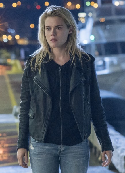 Rachael Taylor to become a hero in her own right?