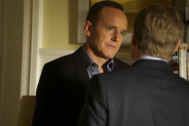 Clark Gregg as Agent Coulson Marvels Agents of SHIELD season 3 pic