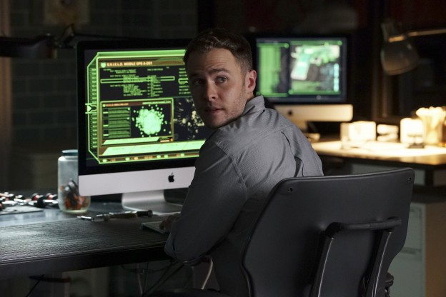Iain De Caestecker as Agent Leo Fitz Marvels Agents of SHIELD season 3 pic