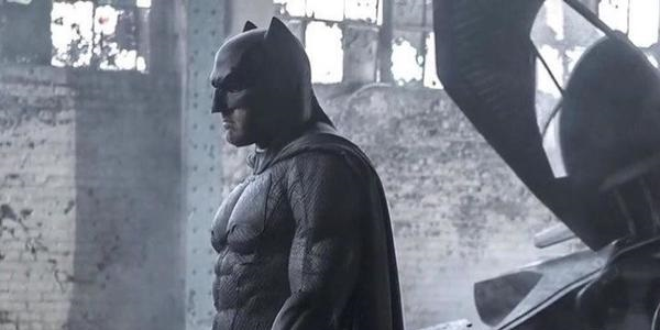 Batman Ben Affleck in Batman v Superman photo