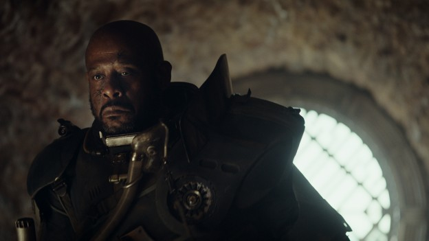 Forest Whitaker in Star Wars Rogue One
