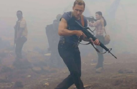 Tom Hiddleston in Kong Skull ISland