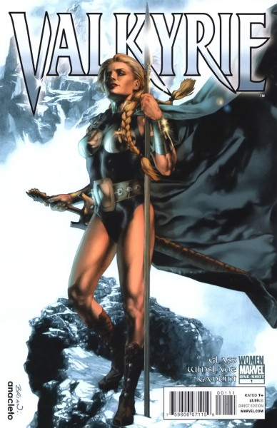 valkyrie-marvel-comics cover
