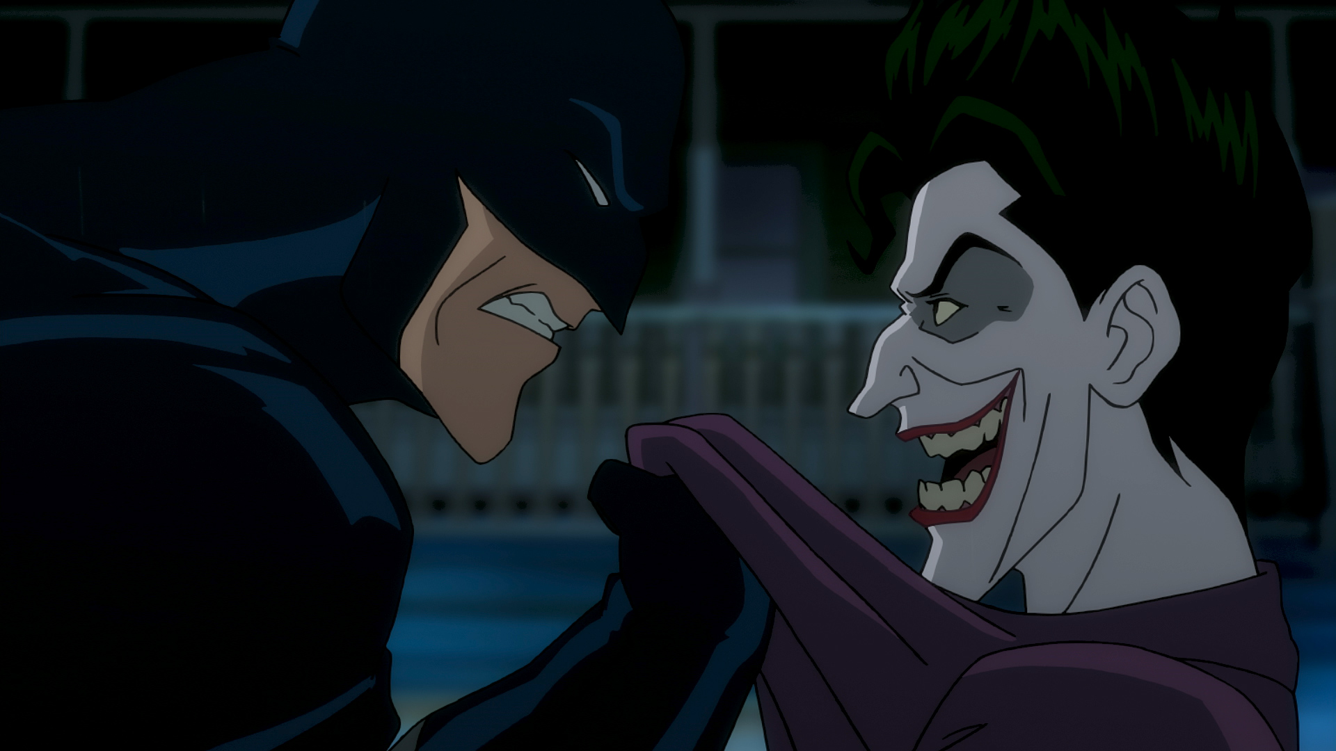 "batman kill the joker After giving batman fans one of the dark knight's most romantic moments in a marriage proposal to catwoman, writer tom king is now taking him to a darker place before any wedding plans are made ""the war of jokes and riddles,"" the new eight part storyline taking place in ""batman"" (part two/issue no."