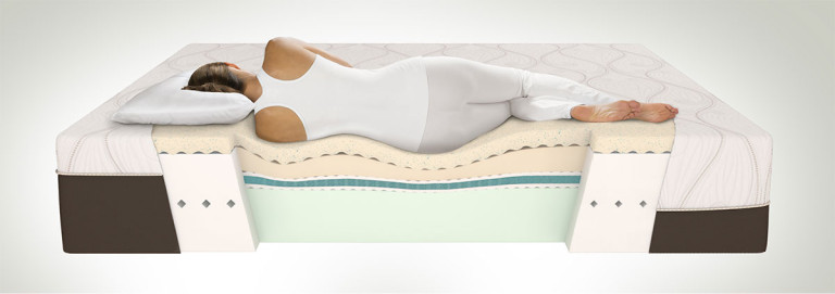 how to fix back pain while sleeping