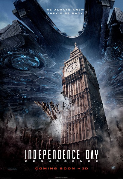 independence-day-resurgence-poster-london-Big Ben destroyed