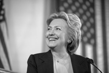 Hillary Clinton in Springfield, IL on the 2016 campaign trail photo/ Hillary For America flickr