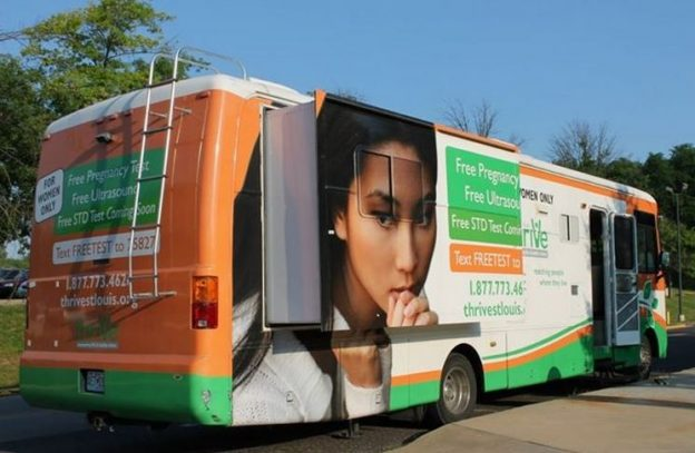 Thrive's mobile clinic