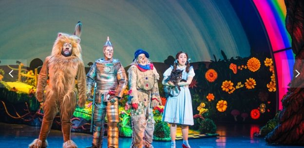 """Wizard of Oz"" arrives in Tampa photo courtesy of Straz Center"