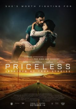 Priceless the movie poster